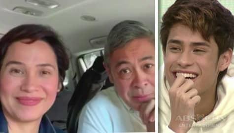 Magandang Buhay: Donny, nakatanggap ng birthday greetings mula sa kanyang loved ones Image Thumbnail