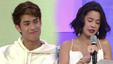 Magandang Buhay: Ella gets emotional while reading her birthday letter for Donny Image Thumbnail