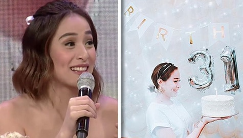 Magandang Buhay: How Cristine celebrated her birthday Image Thumbnail