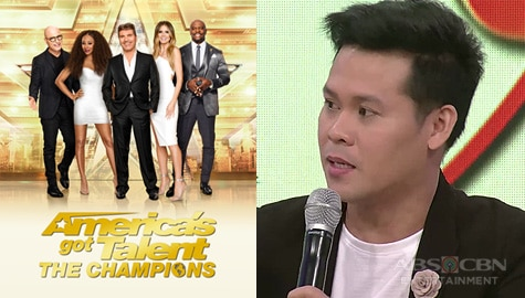Magandang Buhay: Marcelito shares his preparations for America's Got Talent finals Image Thumbnail
