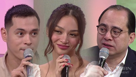 Magandang Buhay: Jake and Popshie Ari's brithday message for Kylie