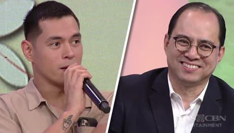 """Jake to Popshie Ari on Magandang Buhay: """"may isa pang taong nagmamahal sa inyo, ako din po 'yun"""" Image Thumbnail"""