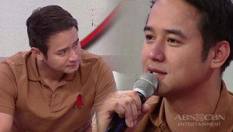 """basta I love you"": JM gets emotional while giving message for his father"