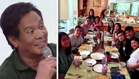 Magandang Buhay: Joey, sinabing mas close pa si Malou sa kanyang anak Image Thumbnail