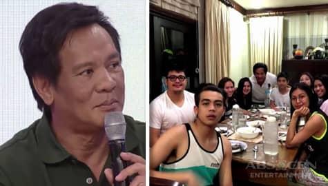 """Magandang Buhay: """"weakness ko ang mga anak ko e"""" Image Thumbnail"""