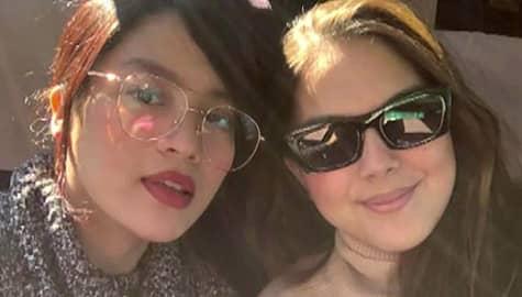 Magandang Buhay: Ria at Jane, sinabing lagi nilang pinag-uusapan ang love life Image Thumbnail