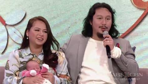 Magandang Buhay: Baron, ikinuwento kung paano binago ng asawa at anak niya ang kanyang buhay Image Thumbnail