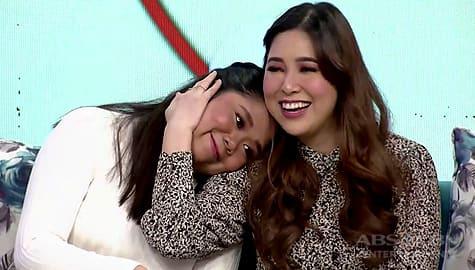Magandang Buhay: Moira, sinabing sa kanila na titira ang kanyang kapatid na si Jmee Image Thumbnail