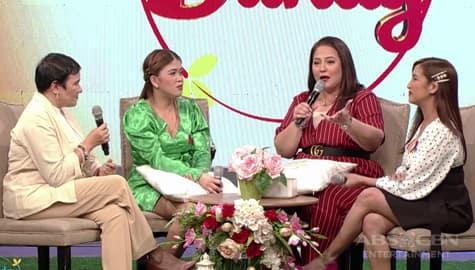 Usapang byenan with momshie Karla, Jolina and Melai on Magandang Buhay