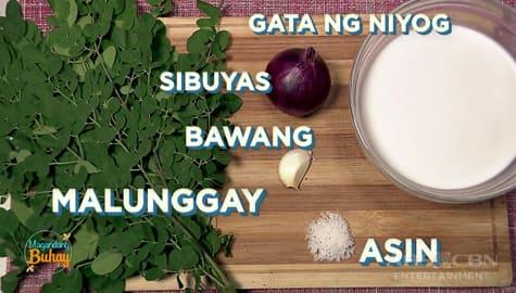 Magandang Buhay: Ginataang Malunggay Recipe Image Thumbnail