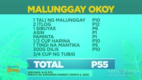 Magandang Buhay: Malunggay Okoy Recipe Image Thumbnail