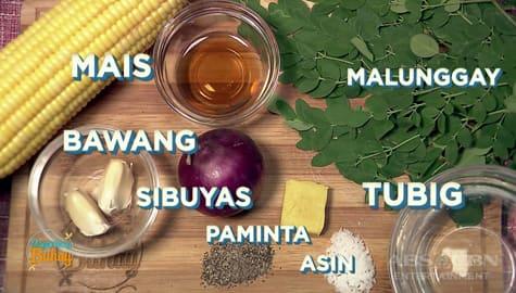 Magandang Buhay: Malunggay Suwam Recipe Image Thumbnail