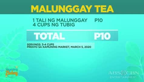Magandang Buhay: Malunggay, pwede din gawing tea Image Thumbnail