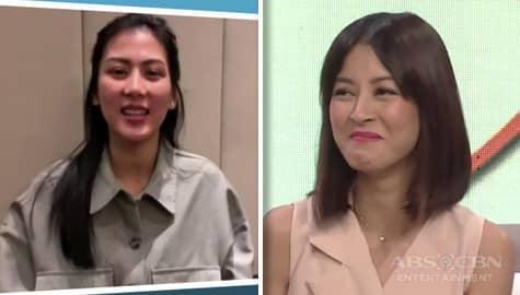 Magandang Buhay: Bianca, nakatanggap ng birthday message mula kay Alex Image Thumbnail