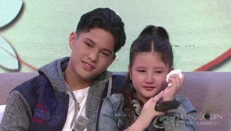 Magandang Buhay: Kyle and Bella's sweet and touching message for each other Image Thumbnail