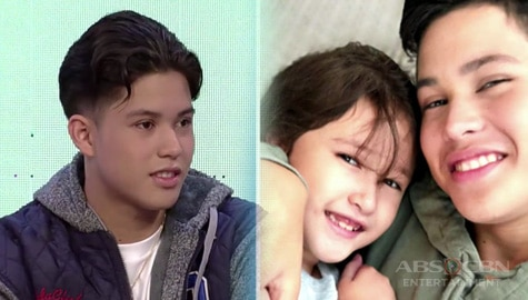 "Kyle talks about her sister on Magandang Buhay: ""I'll take ten bullets for her"""