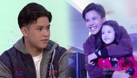 Magandang Buhay: Kyle, may time na para sa kanyang kapatid Image Thumbnail