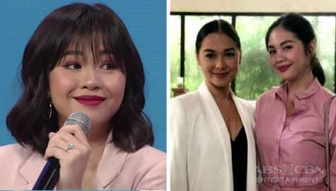 Magandang Buhay: Janella, sinabing parang kapatid niya na si Maja Image Thumbnail
