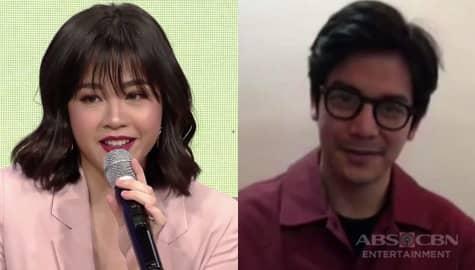 Magandang Buhay: Janella's reaction to Joshua's birthday greeting Image Thumbnail