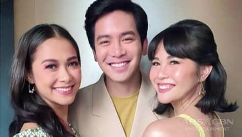 Magandang Buhay: Joshua at Janella nagtatawagan ng baby kapag andyan si Maja Image Thumbnail