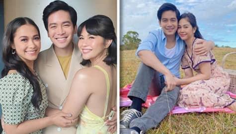 """Maja sa pagiging 'presidente' ng #JoshNella: """"Cute naman talaga sila... may chemistry."""" Image Thumbnail"""