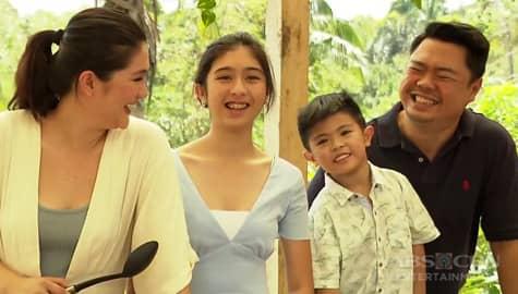 Magandang Buhay: Callie at Alonzo, gusto pa nga bang magkaroon ng kapatid? Image Thumbnail