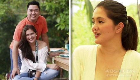 Dimples describes her away-bati relationship with Boyet for 15 years