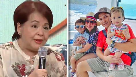 Magandang Buhay: Momshie Jolina, naging close lalo kay Momshie Paulette nang dumating ang kanyang mga anak sa kanilang buhay Image Thumbnail