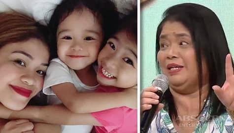 Magandang Buhay: Momshie Melai, nagpapasalamat sa pagiging hands on ni Momshie Virgie kina Mela at Stella Image Thumbnail