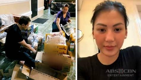 Magandang Buhay: Alex Gonzaga, ibinahagi ang dahilan ng kanyang pagtulong sa kanyang mga kababayan Image Thumbnail