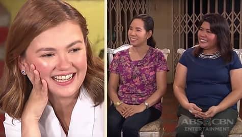 """""""Walang masamang tinapay kay Angel"""": Angelica, walang pa ring pinagbago sabi ng kanyang teacher noon Image Thumbnail"""