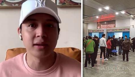 Magandang Buhay: DJ Loonyo, ikinuwento ang lockdown na naranasan niya sa China Image Thumbnail