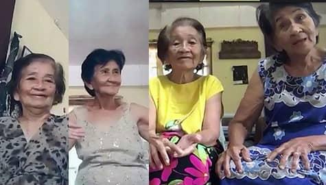 Magandang Buhay: Mga viral super seniors lola Victoria at Estrella, ikinuwento kung bakit naisipan nila mag-Tiktok Image Thumbnail
