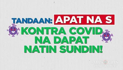 Magandang Buhay: Ang 4S kontra-covid na dapat sundin Image Thumbnail