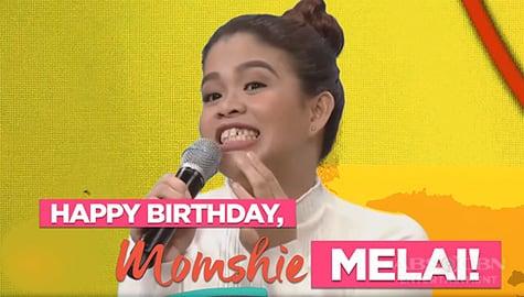 Magandang Buhay: Happy birthday, momshie Melai! Image Thumbnail