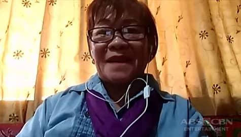 Magandang Buhay: Covid-19 survivor na si Lola Mila, nakausap ng Team Momshies Image Thumbnail