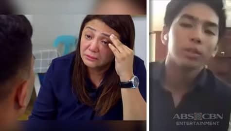 Magandang Buhay: Nio, muling binalikan ang pagpapatawad ni Cherry Pie sa pumatay sa kanyang lola Image Thumbnail