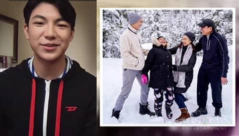 Magandang Buhay: Darren, mas nakakabawi ngayon sa kanyang pamilya Image Thumbnail