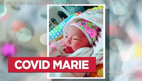 Magandang Buhay: Kilalanin ang baby na ipinanganak ngayong panahon ng COVID-19 na si baby Covid Marie Image Thumbnail