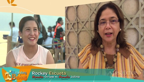 Magandang Buhay: Jolina received special message from her momshie-in-law Image Thumbnail