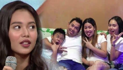 Magandang Buhay: Kyzha, ikinuwento ang pagiging strict ng kanyang parents Image Thumbnail