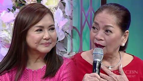 Magandang Buhay: Ang kwento ng pagkakaibigan nina Charo at Aida Image Thumbnail
