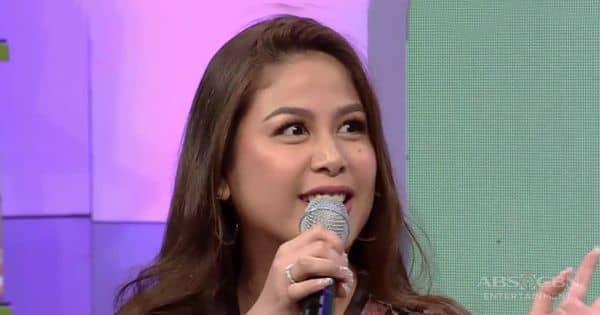 """Valerie on her early pregnancy: """"Sobrang na-in love ako"""""""