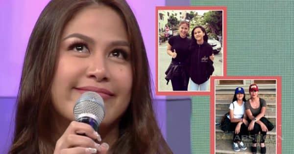 """""""Hindi niya mauulit 'yung mga pagkakamali ko sa buhay"""": Valerie, biglang naging emosyonal sa Magandang Buhay"""