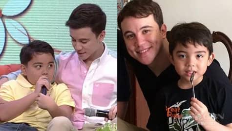 """Xavi on Magandang Buhay: """"I like to act like Kuya Arjo"""" Image Thumbnail"""