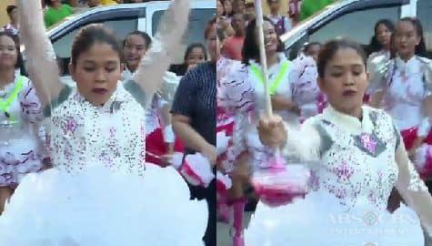 Magandang Buhay: Momshie Melai, natupad na ang pangarap na pagme-majorette Image Thumbnail