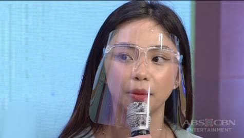 Magandang Buhay: Maymay, ibinahagi kung paano hinarap ang lungkot nang mawala ang kanyang lolo Image Thumbnail