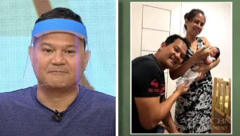Magandang Buhay: Bayani, may mensahe para sa kanyang apo na si Santiago Image Thumbnail