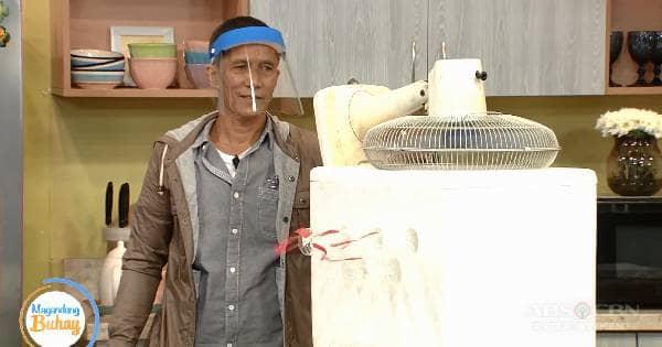 Magandang Buhay: DIY Improvise Aircon Image Thumbnail