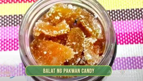Magandang Buhay: Balat ng Pakwan Candy recipe Image Thumbnail